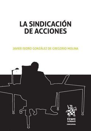 LA SINDICACIÓN DE ACCIONES