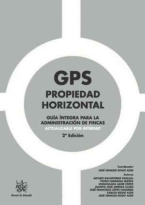 GPS PROPIEDAD HORIZONTAL 2ª EDICIÓN 2016