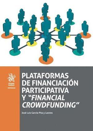 PLATAFORMAS DE FINANCIACIÓN PARTICIPATIVA Y