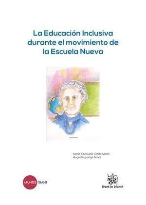 LA EDUCACIÓN INCLUSIVA DURANTE EL MOVIMIENTO DE LA ESCUELA NUEVA