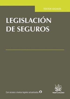 LEGISLACIÓN DE SEGUROS