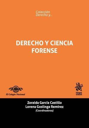 DERECHO Y CIENCIA FORENSE