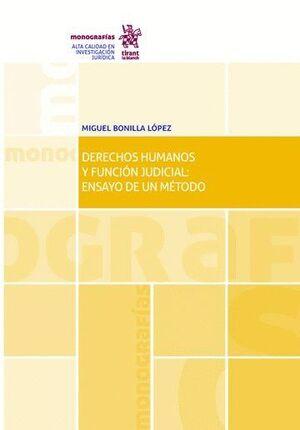 DERECHOS HUMANOS Y FUNCIÓN JUDICIAL: ENSAYO DE UN MÉTODO