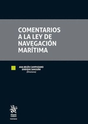 COMENTARIOS A LA LEY DE NAVEGACIÓN MARTIMA