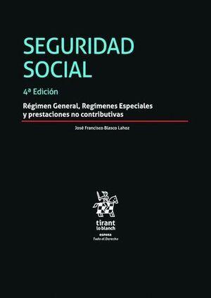SEGURIDAD SOCIAL 4ª EDICIÓN 2016