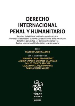 DERECHO INTERNACIONAL PENAL Y HUMANITARIO