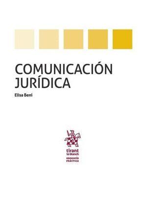 COMUNICACIÓN JURÍDICA
