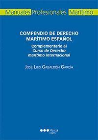 COMPENDIO DE DERECHO MARÍTIMO ESPAÑOL