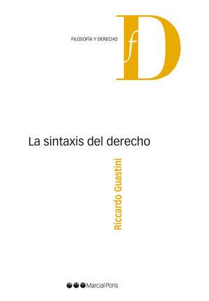 LA SINTAXIS DEL DERECHO
