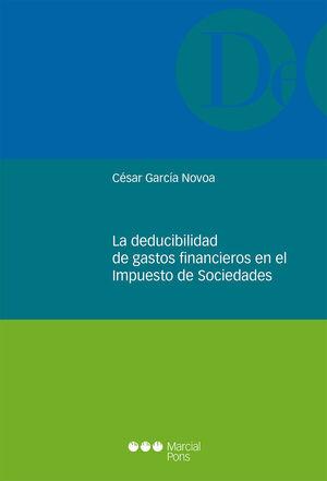 LA DEDUCIBILIDAD DE GASTOS FINANCIEROS EN EL IMPUESTO DE SOCIEDADES