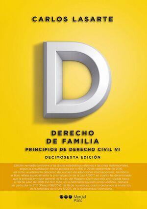 PRINCIPIOS DE DERECHO CIVIL. TOMO VI