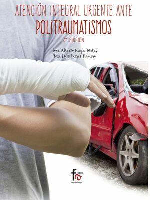 ATENCION INTEGRAL URGENTE ANTEPOLITRAUMATISMO-4 EDICION