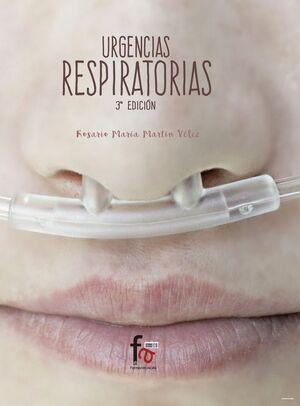 URGENCIAS RESPIRATORIAS-4 EDICION