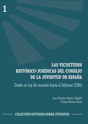LAS VICISITUDES HISTÓRICO-JURÍDICAS DEL CONSEJO DE LA JUVENTUD DE ESPAÑA