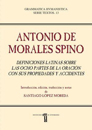 ANTONIO DE MORALES SPINO