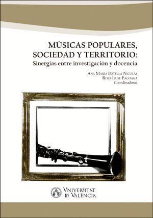 MÚSICAS POPULARES, SOCIEDAD Y TERRITORIO