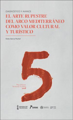 EL ARTE RUPESTRE DEL ARCO MEDITERRÁNEO COMO VALOR CULTURAL Y TURÍSTICO