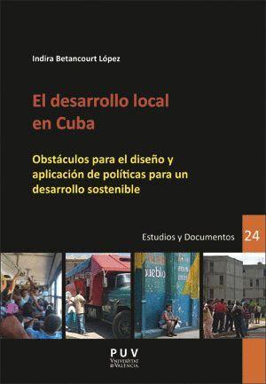EL DESARROLLO LOCAL EN CUBA