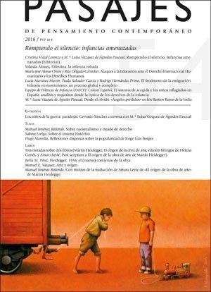 ROMPIENDO EL SILENCIO: INFANCIAS AMENAZADAS