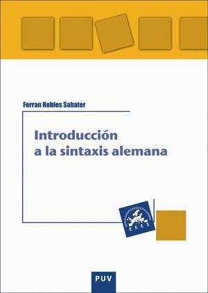 INTRODUCCIÓN A LA SINTAXIS ALEMANA