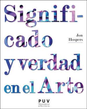 SIGNIFICADO Y VERDAD EN EL ARTE