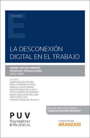 LA DESCONEXIÓN DIGITAL EN EL TRABAJO