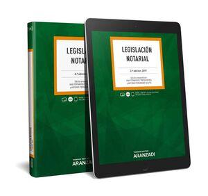 LEGISLACIÓN NOTARIAL (PAPEL E-BOOK)