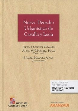 NUEVO DERECHO URBANISTICO DE CASTILLA Y LEON (DUO)