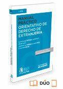MANUAL PRACTICO ORIENTATIVO DE DERECHO DE EXTRANJERIA