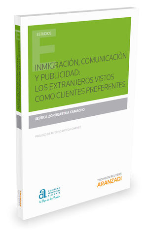 INMIGRACION COMUNICACION Y PUBLICIDAD EXTRANJEROS VISTOS CO