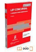 LEY CONCURSAL Y NORMAS COMPLEMENTARIAS 6ªED