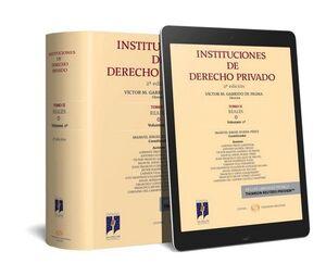 INSTITUCIONES DE DERECHO PRIVADO.