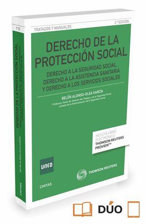 DERECHO DE LA PROTECCIÓN SOCIAL (PAPEL E-BOOK) DERECHO A LA SEGURIDAD SOCIAL, DERECHO A LA ASISTENCI