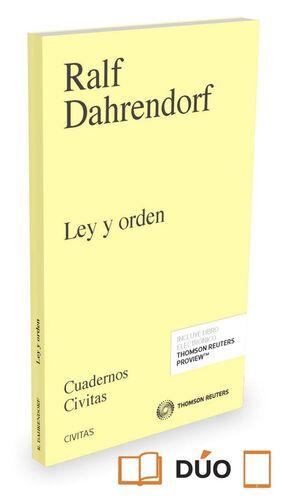 LEY Y ORDEN (PAPEL E-BOOK)