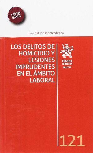 LOS DELITOS DE HOMICIDIO Y LESIONES IMPRUDENTES EN EL ÁMBITO LABORAL