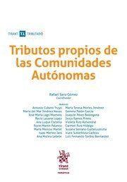 TRIBUTOS PROPIOS DE LAS COMUNIDADES AUTÓNOMAS