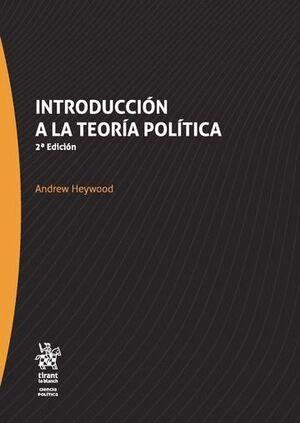INTRODUCCIÓN A LA TEORA POLTICA