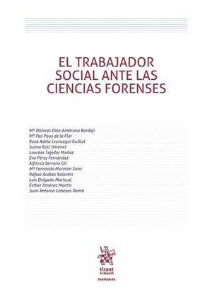 EL TRABAJADOR SOCIAL ANTE LAS CIENCIAS FORENSES