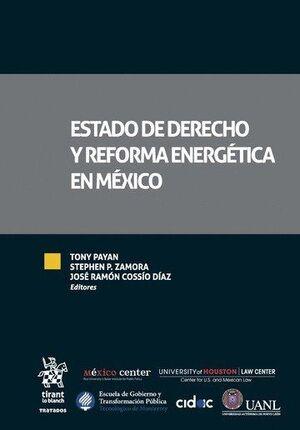 ESTADO DE DERECHO Y REFORMA ENERGÉTICA EN MÉXICO