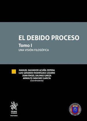EL DEBIDO PROCESO  TOMO I