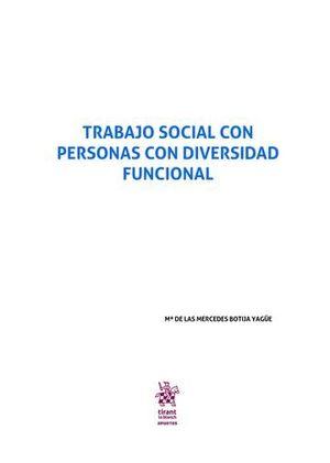 TRABAJO SOCIAL CON PERSONAS CON DIVERSIDAD FUNCIONAL