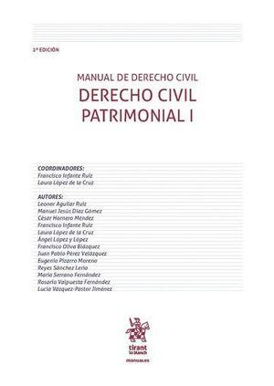 DERECHO CIVIL PATRIMONIAL I 2ª EDICIÓN 2016