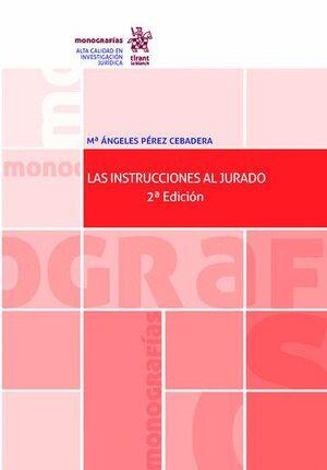 LAS INSTRUCCIONES AL JURADO 2ª EDICIÓN 2017