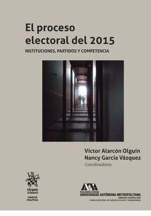 EL PROCESO ELECTORAL DEL 2015: INSTITUCIONES, PARTIDOS Y COMPETENCIA