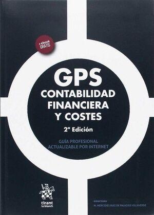 GPS CONTABILIDAD FINANCIERA Y COSTES 2ª EDICIÓN 2017