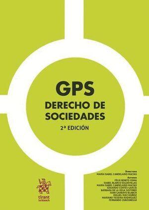 GPS DERECHO DE SOCIEDADES 2ª EDICIÓN 2017