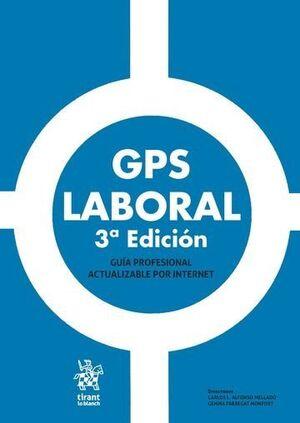 GPS LABORAL 3ª EDICIÓN 2017