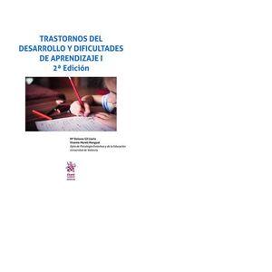 TRASTORNOS DEL DESARROLLO Y DIFICULTADES DE APRENDIZAJE I 2ª EDICIÓN 2017