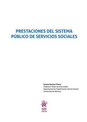 PRESTACIONES DEL SISTEMA PÚBLICO DE SERVICIOS SOCIALES