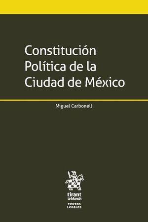 CONSTITUCIÓN POLTICA DE LA CIUDAD DE MÉXICO